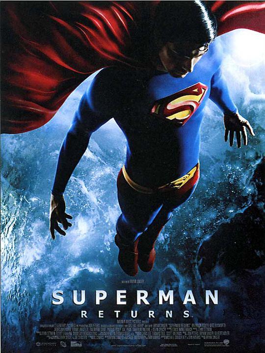 Superman Returns : Affiche