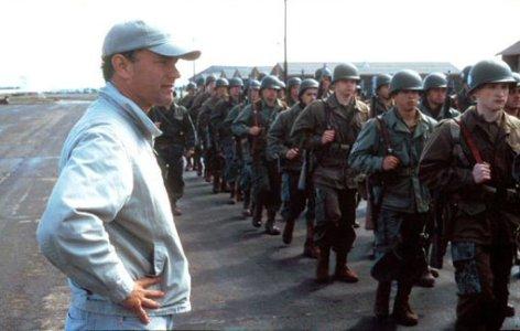 Frères d'armes : Photo Tom Hanks