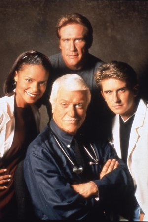 Diagnostic : Meurtre : Photo Barry Van Dyke, Charlie Schlatter, Dick Van Dyke, Victoria Rowell