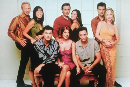 Beverly Hills : Photo Brian Austin Green, Daniel Cosgrove, Ian Ziering, Jennie Garth, Lindsay Price