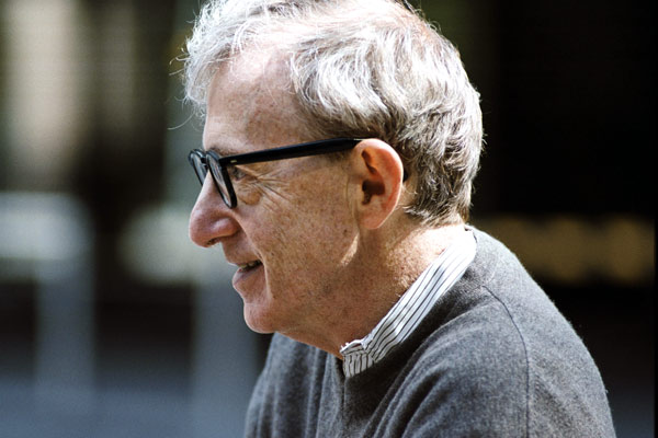 Match Point : photo Woody Allen