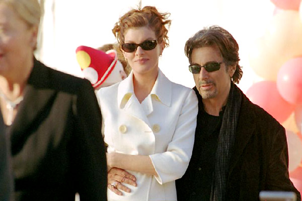 Two for the Money : Photo Al Pacino, Rene Russo