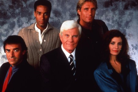 Mission : impossible, 20 ans après : Photo Antony Hamilton, Peter Graves, Phil Morris, Terry Markwell, Thaao Penghlis
