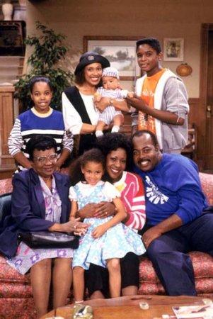 La Vie de famille : Photo Bryton James, Darius McCrary, Jaimee Foxworth, Jo Marie Payton, Kellie Shanygne Williams