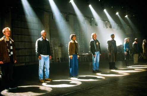 Rent : Photo Adam Pascal, Anthony Rapp, Idina Menzel, Jesse L. Martin, Rosario Dawson