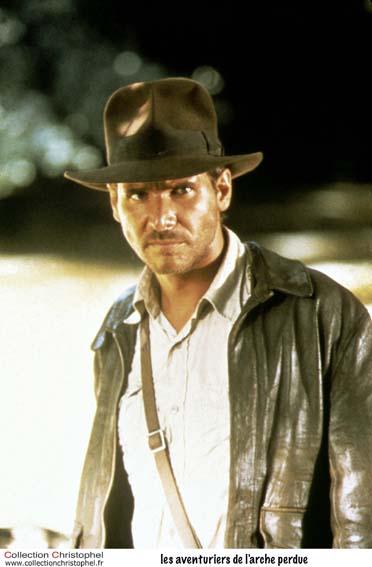 Les Aventuriers de l'Arche perdue : Photo Harrison Ford