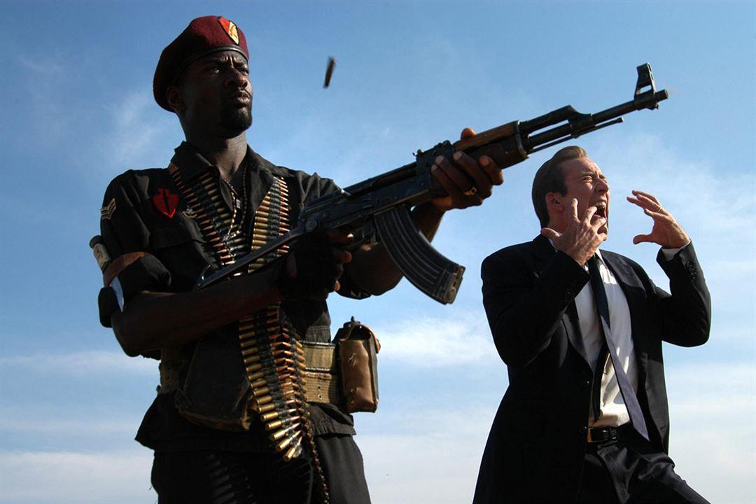 Lord of War : Photo Eamonn Walker, Nicolas Cage