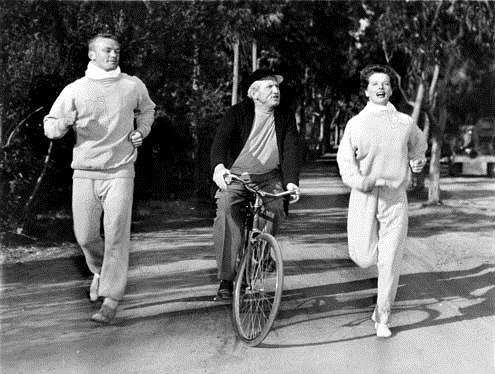 Mademoiselle Gagne-Tout : Photo Aldo Ray, Katharine Hepburn, Spencer Tracy