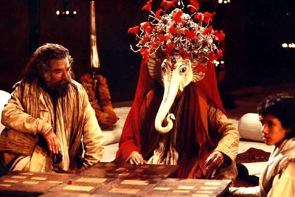 Le Mahabharata : Photo Peter Brook