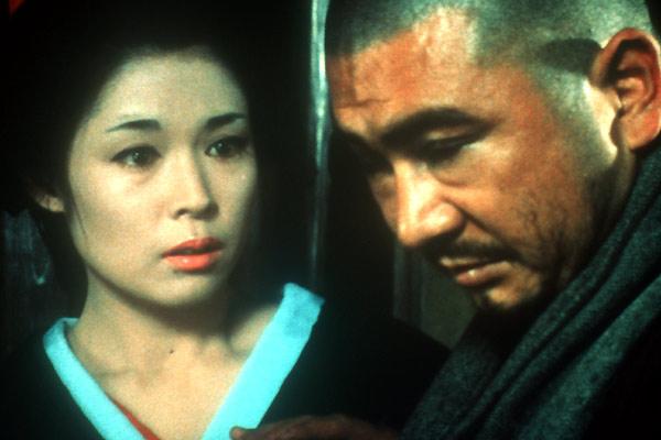 La Légende de Zatoichi: Zatoichi contre Yojimbo : Photo Kihachi Okamoto, Shintaro Katsu