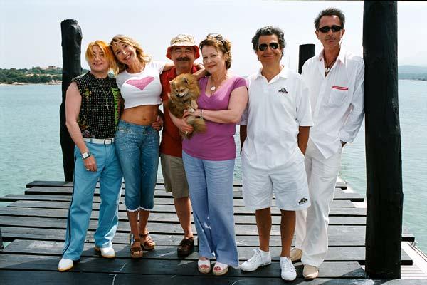 Les Bronzés 3 amis pour la vie : Photo Christian Clavier, Gérard Jugnot, Josiane Balasko, Marie-Anne Chazel, Michel Blanc