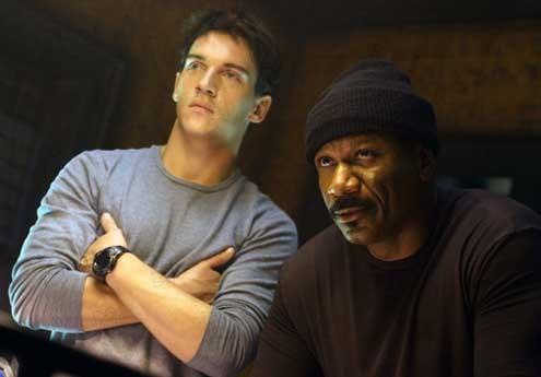 Mission: Impossible III : Photo Jonathan Rhys-Meyers, Ving Rhames
