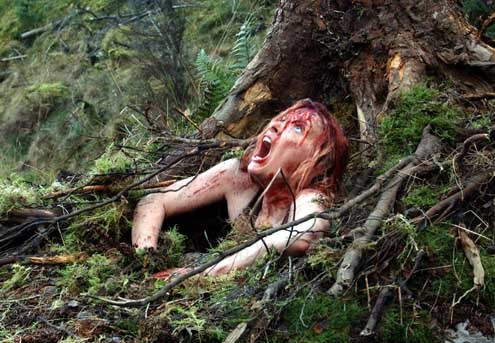 The Descent : Photo Neil Marshall, Shauna Macdonald