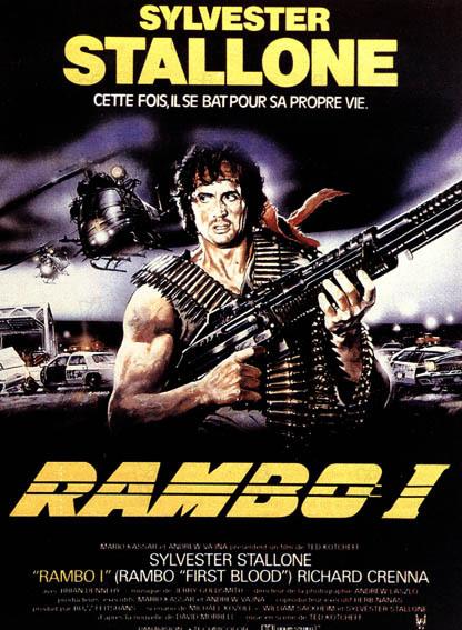Rambo : Affiche