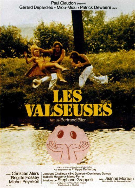 Les Valseuses : Affiche Bertrand Blier, Patrick Dewaere