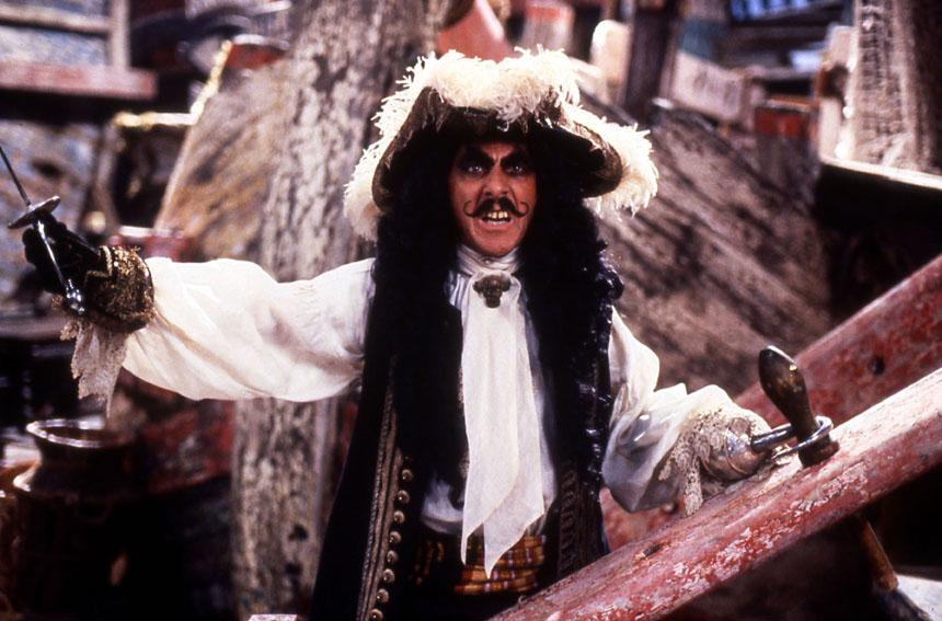 Hook ou la revanche du Capitaine Crochet : Photo