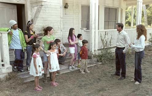 Une Famille 2 en 1 : Photo Danielle Panabaker, Drake Bell, Jessica Habib, Miki Ishikawa, Miranda Cosgrove