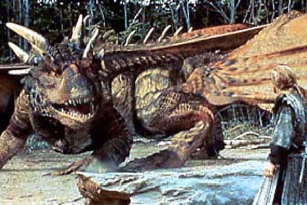 Coeur de dragon : Photo Dennis Quaid