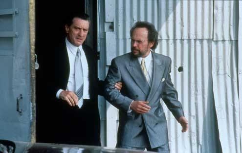 Mafia Blues : Photo Billy Crystal, Robert De Niro