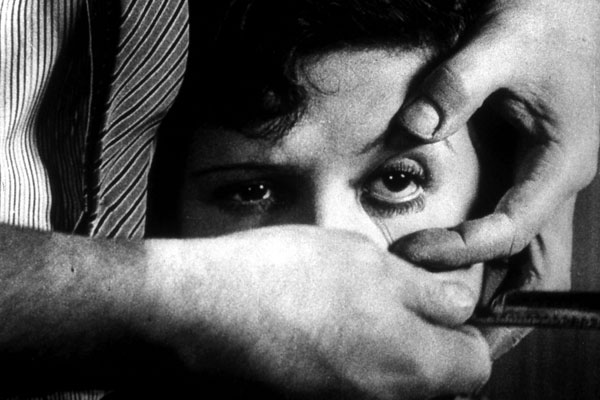 Un Chien andalou : Photo Luis Buñuel