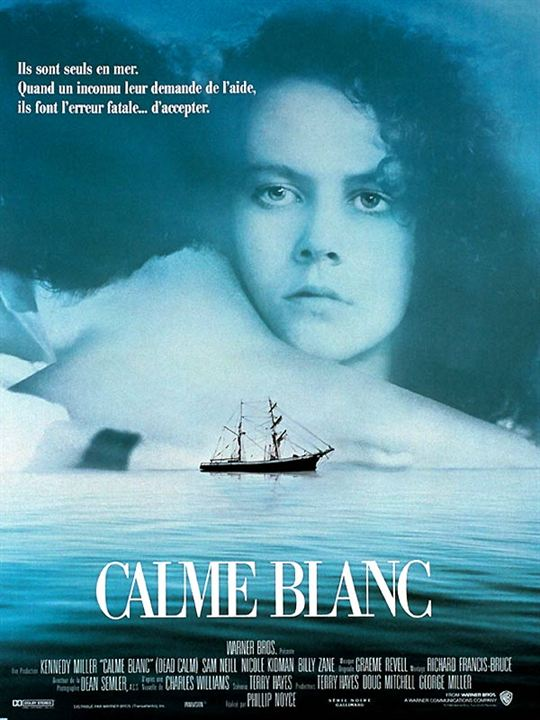 Calme Blanc : Affiche