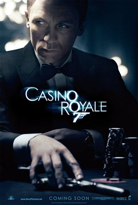 Casino Royale : Affiche