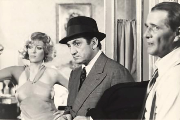 Cosa Nostra : Photo Lino Ventura, Terence Young