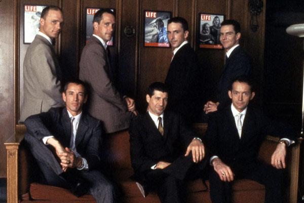 L'Etoffe des héros : Photo Dennis Quaid, Ed Harris, Fred Ward, Lance Henriksen, Philip Kaufman