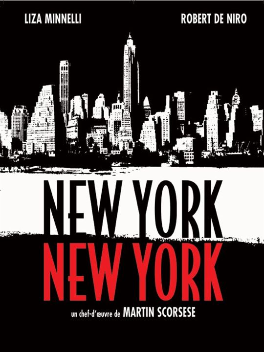 affiche du film new york new york affiche 1 sur 2 allocin. Black Bedroom Furniture Sets. Home Design Ideas