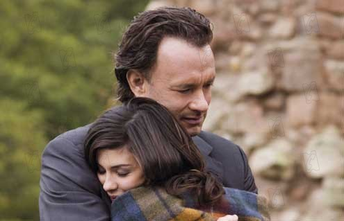 Da Vinci Code : Photo Audrey Tautou, Ron Howard, Tom Hanks