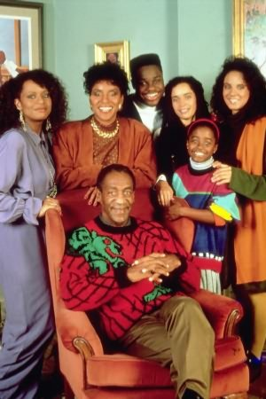 Cosby Show : Photo Bill Cosby, Keshia Knight Pulliam, Lisa Bonet, Malcolm-Jamal Warner, Phylicia Rashad