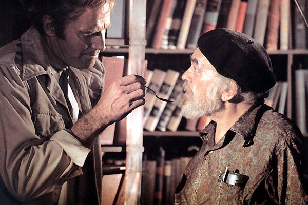 Soleil vert : Photo Charlton Heston, Edward G. Robinson, Richard Fleischer