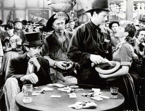 Pacific Express : Photo Anthony Quinn, Barbara Stanwyck, Cecil B. DeMille