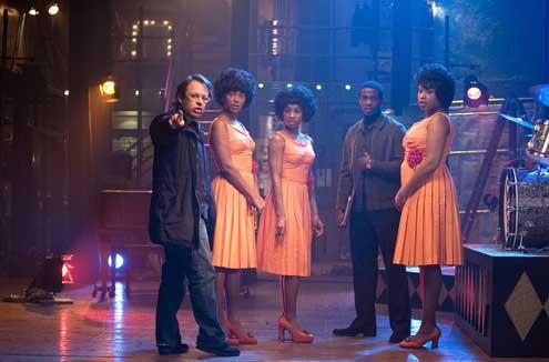 Dreamgirls : Photo Anika Noni Rose, Beyoncé Knowles-Carter, Jennifer Hudson, Keith Robinson (III)