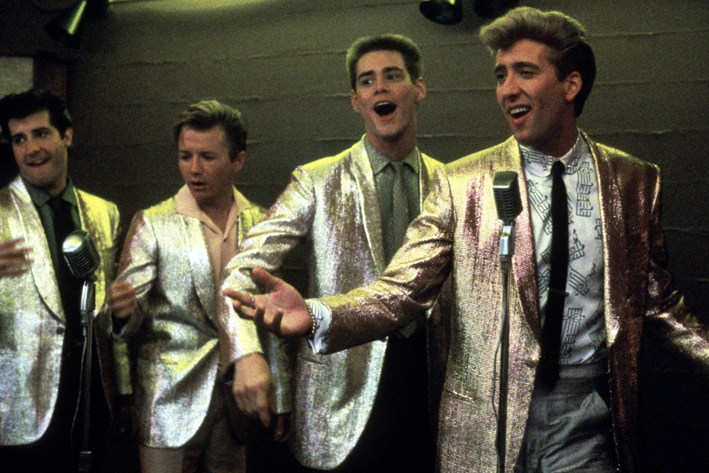 Peggy Sue s'est mariée : Photo Francis Ford Coppola, Jim Carrey, Nicolas Cage, Wil Shriner
