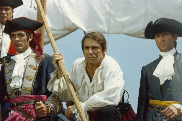 Angélique et le sultan : Photo Bernard Borderie, Robert Hossein