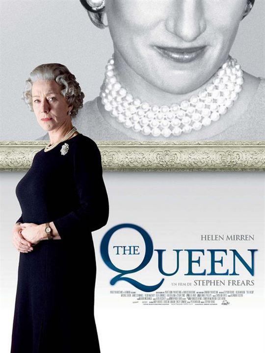 The Queen : Affiche Helen Mirren, Stephen Frears