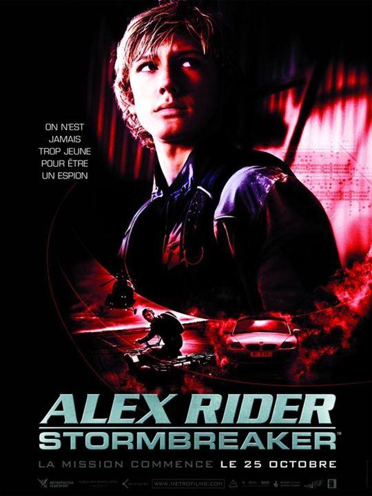 Alex Rider : Stormbreaker : Affiche Geoffrey Sax