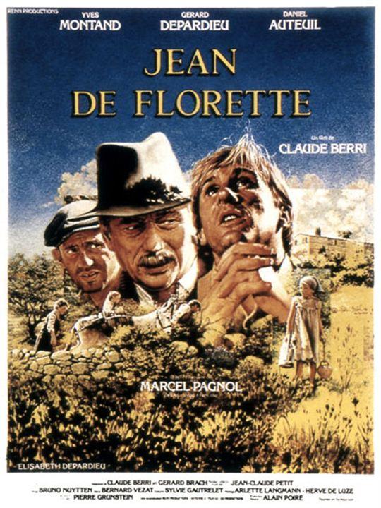 Jean de Florette : Affiche