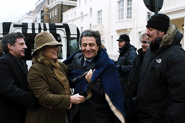 L'Entente cordiale : Photo Christian Clavier, Daniel Auteuil, Jennifer Saunders, Vincent de Brus