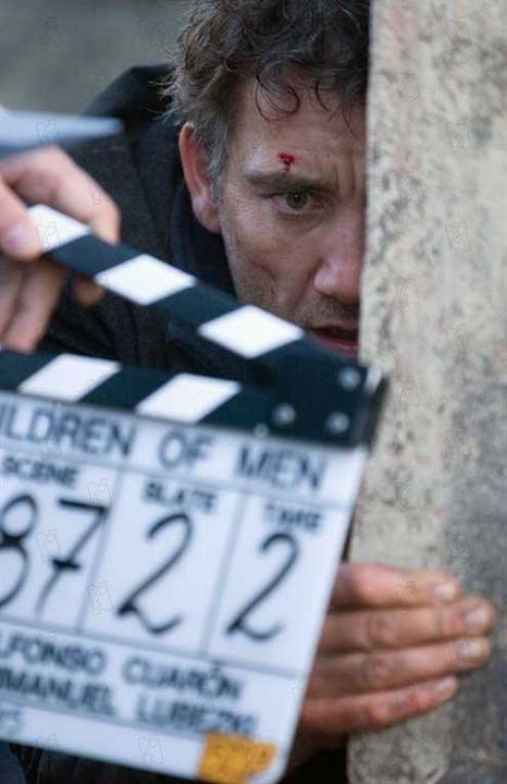 Les Fils de l'homme : Photo Clive Owen