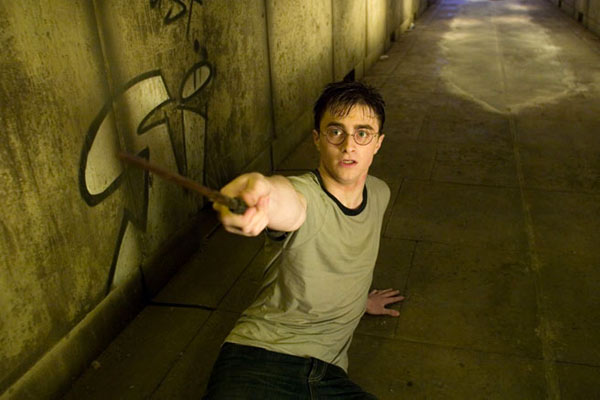 Harry Potter et l'Ordre du Phénix : Photo Daniel Radcliffe