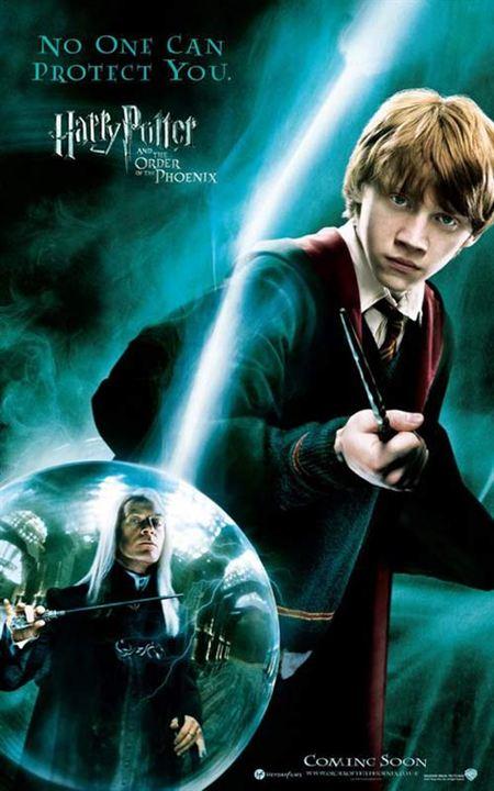 Affiche du film harry potter et l 39 ordre du ph nix affiche 2 sur 10 allocin - Harry potter 8 et les portes du temps ...
