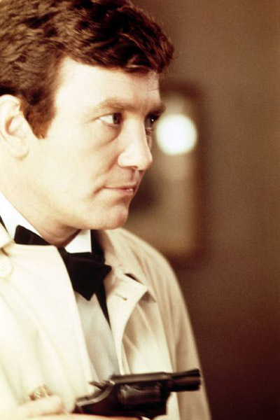 Gumshoe : Photo Albert Finney