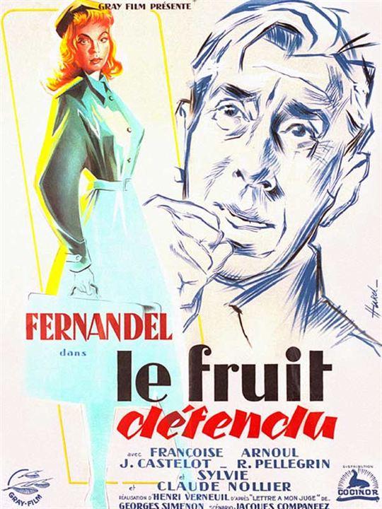 Le Fruit défendu : Affiche