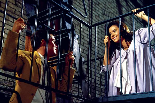West Side Story : Photo Natalie Wood, Richard Beymer, Robert Wise
