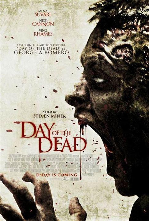 Le Jour des morts : Affiche Steve Miner