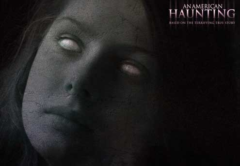 American Haunting : Photo Courtney Solomon, Rachel Hurd-Wood