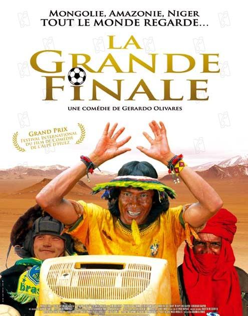 La Grande finale : Photo Gerardo Olivares