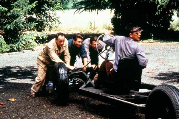 Tucker : L'homme et son rêve : Photo Christian Slater, Frederic Forrest, Jeff Bridges, Mako